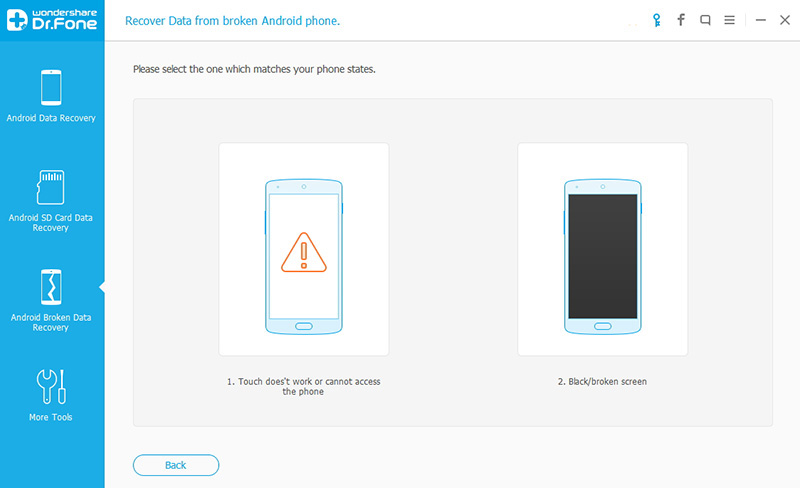 recover data from broken samsung device
