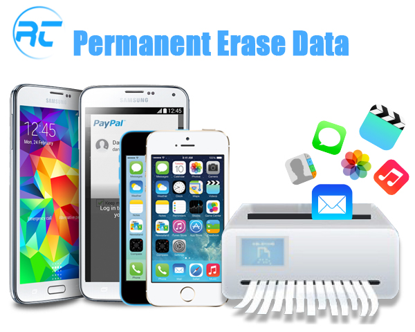 Phone to Phone Transfer to copy any data between iPhone, Android
