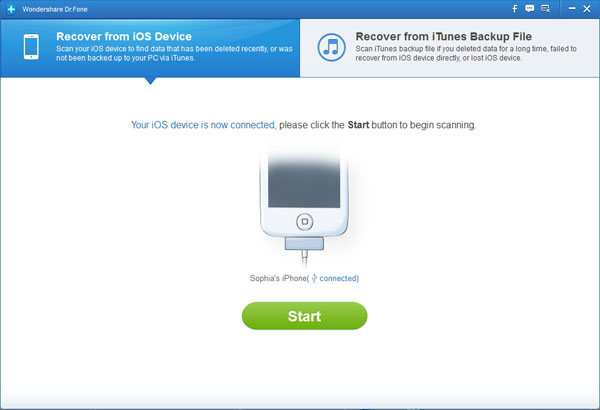 How to Recover Deleted Photos, Restore Pictures from iPhone 4S