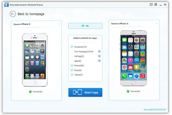 transfer all data to new iphone how to transfer all data from iphone to new iphone 6s 2107